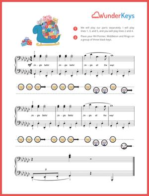 Preschool Christmas Music Pack