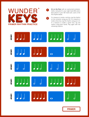 WunderKeys Resources For All Ages - WunderKeys Piano Books and Resources