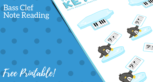 Use This Note Reading Printable To Tackle Troubles In The Bass Clef