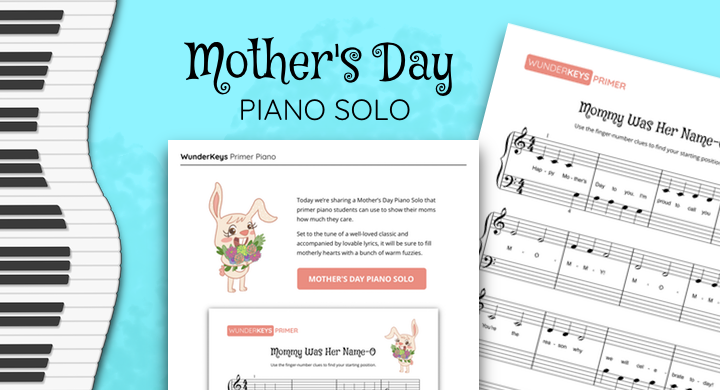 Mother's Day Piano Music